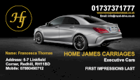 Home James logo